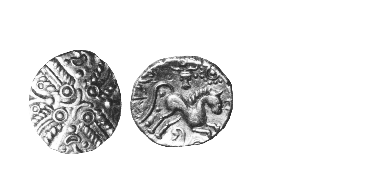 Van Arsdell Celtic Coinage of Britain Denominations